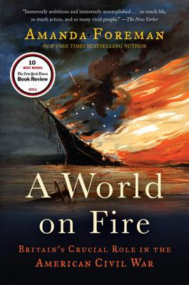 A World on Fire By Foreman, Amanda